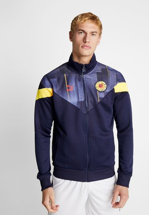 NEW YORK TRACKJACKET - Trainingsjacke - peacoat tempest