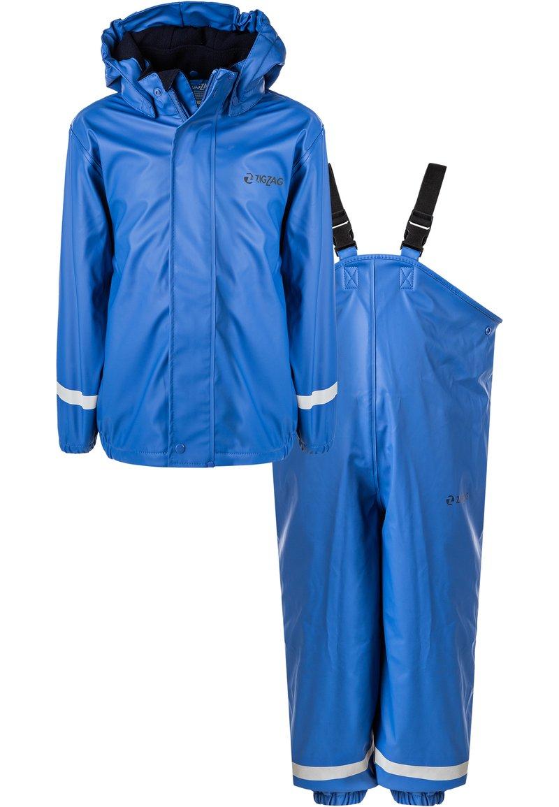 ZIGZAG - CRAMER - Rain trousers - 2098 lapis blue