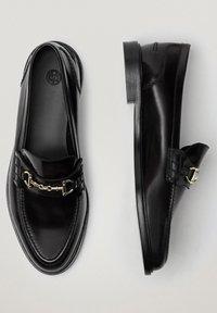 Massimo Dutti - Slip-ons - black - 5