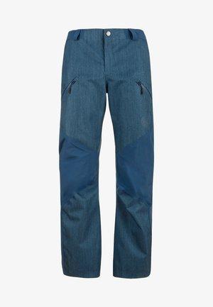 Spodnie narciarskie - blue