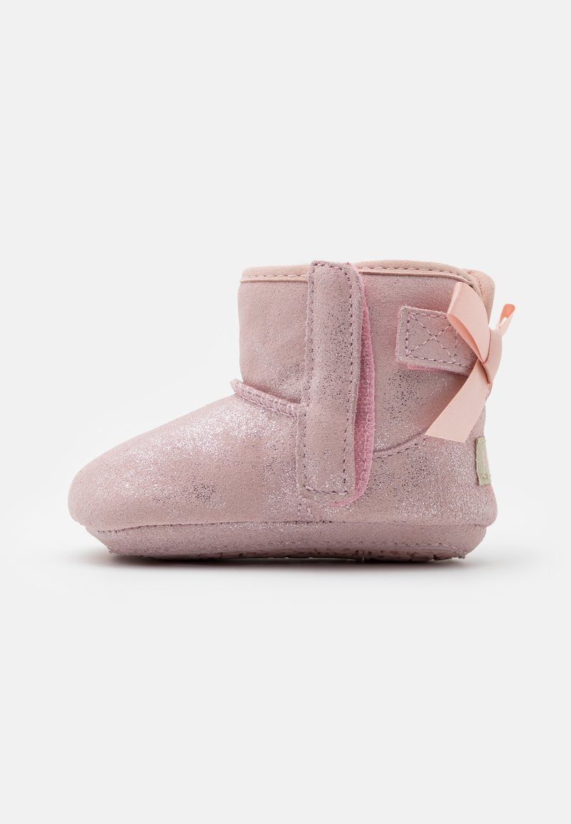 UGG - JESSE BOW II SHIMMER - First shoes - pink cloud
