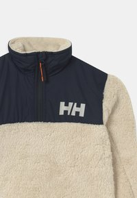 Helly Hansen - CHAMP 1/2 ZIP MIDLAYER UNISEX - Fleece jumper - cream - 2