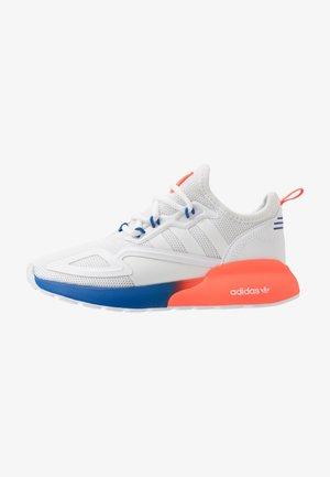 ZX - Baskets basses - footwear white/red/blue
