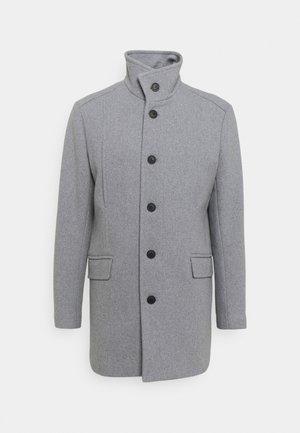 SLHMORRISON COAT - Classic coat - grey melange