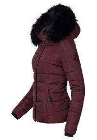 Navahoo - MIAMOR - Winter jacket - wine red - 2