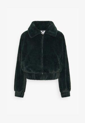 JDYTOSCANA JACKET - Winter jacket - ponderosa pine