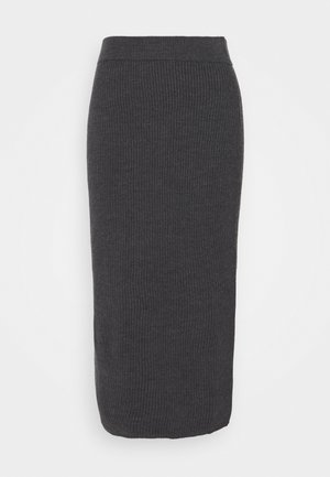 EMERSON - Pencil skirt - dunkelgrau