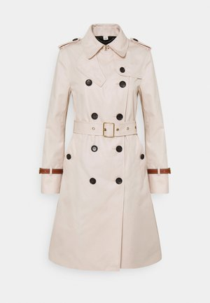 ICON - Trenchcoat - almond peach