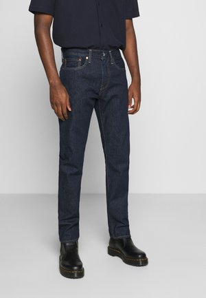 502™ TAPER - Vaqueros tapered - dark indigo - flat finish