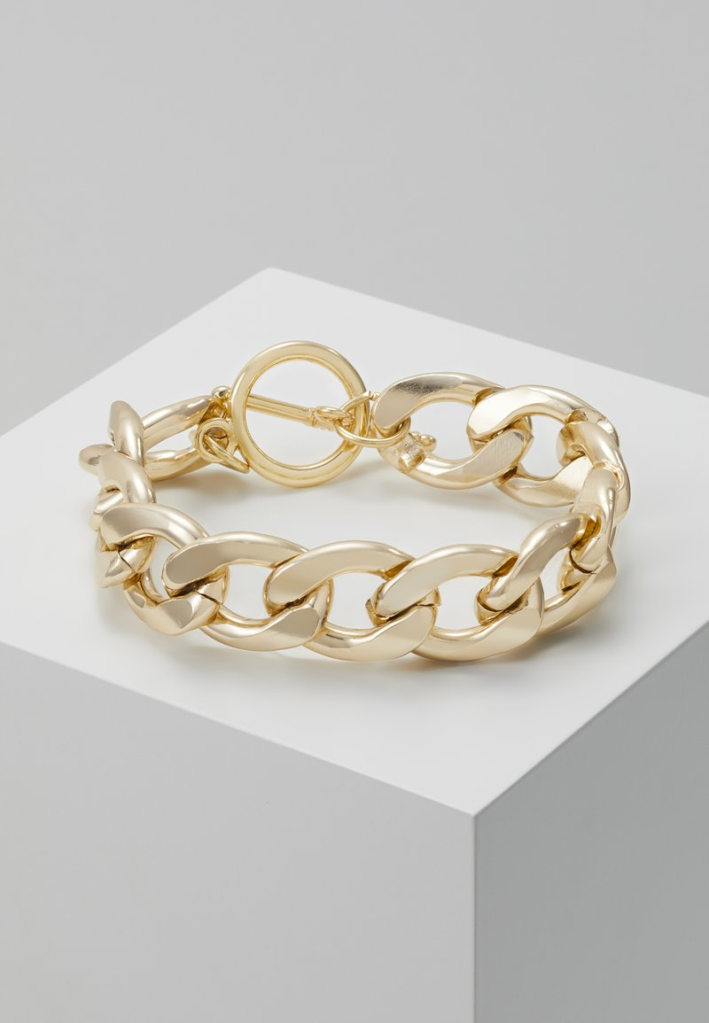Pieces - PCLERENDA BRACELET  - Armbånd - gold coloured