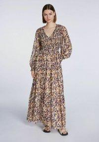 SET - Maxi dress - rose violett - 1