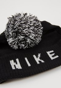 Nike Golf - BEANIE - Beanie - black/pure platinum - 6