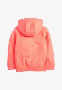 Next - FLURO - Zip-up hoodie - pink - 1