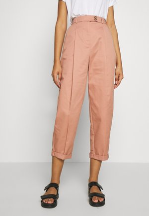 CHARLEY  - Pantalones chinos - terracota