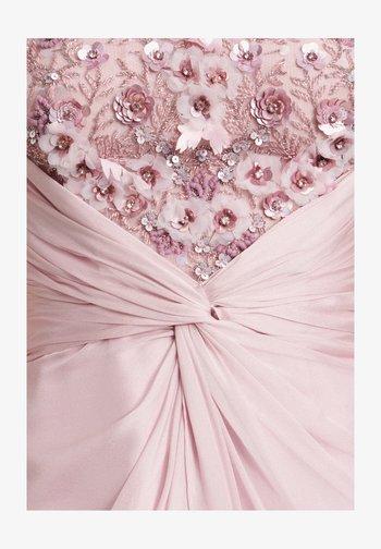 PORDENONE - Cocktail dress / Party dress - rosa capri/rosa capri