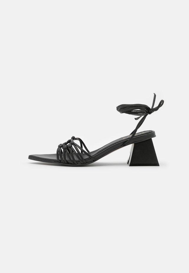 MIRAGE - Sandalen - black