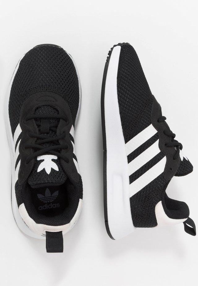 X_PLR - Sneakersy niskie - core black/footwear white