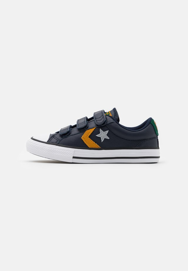 STAR PLAYER  - Sneakers laag - obsidian/midnight clover/saffron yellow