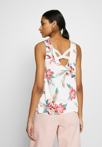 Roxy - Top - snow white tropic call - 2