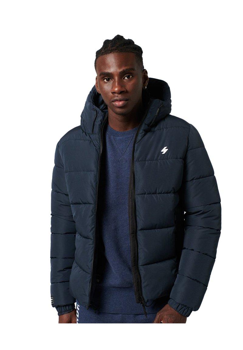 Superdry - Winter jacket - eclipse navy