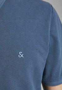 Jack & Jones - JJEWASHED - Polo shirt - navy blazer - 4