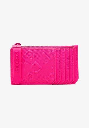 Wallet - fuxia