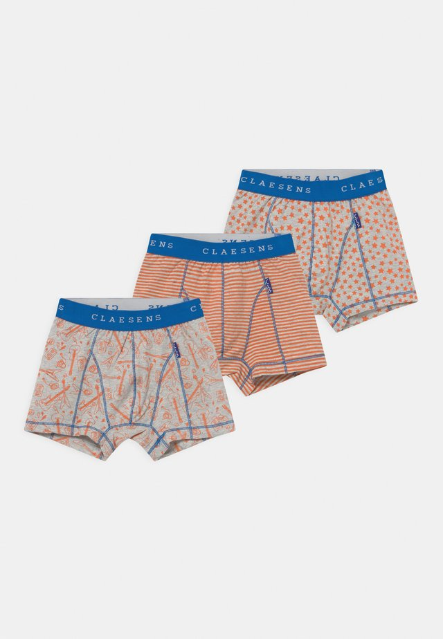 BOYS 3 PACK - Boxerky - orange