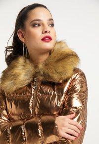 faina - Winter jacket - gold - 3