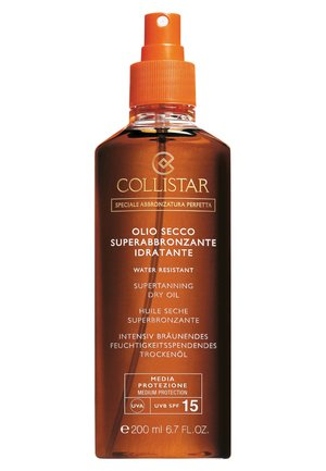 SUPERTANNING DRY OIL SPF 15 - Protection solaire - -