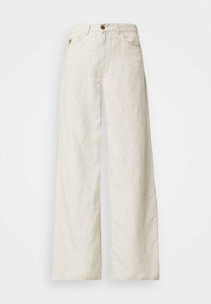 PALAZZO - Trousers - rinse
