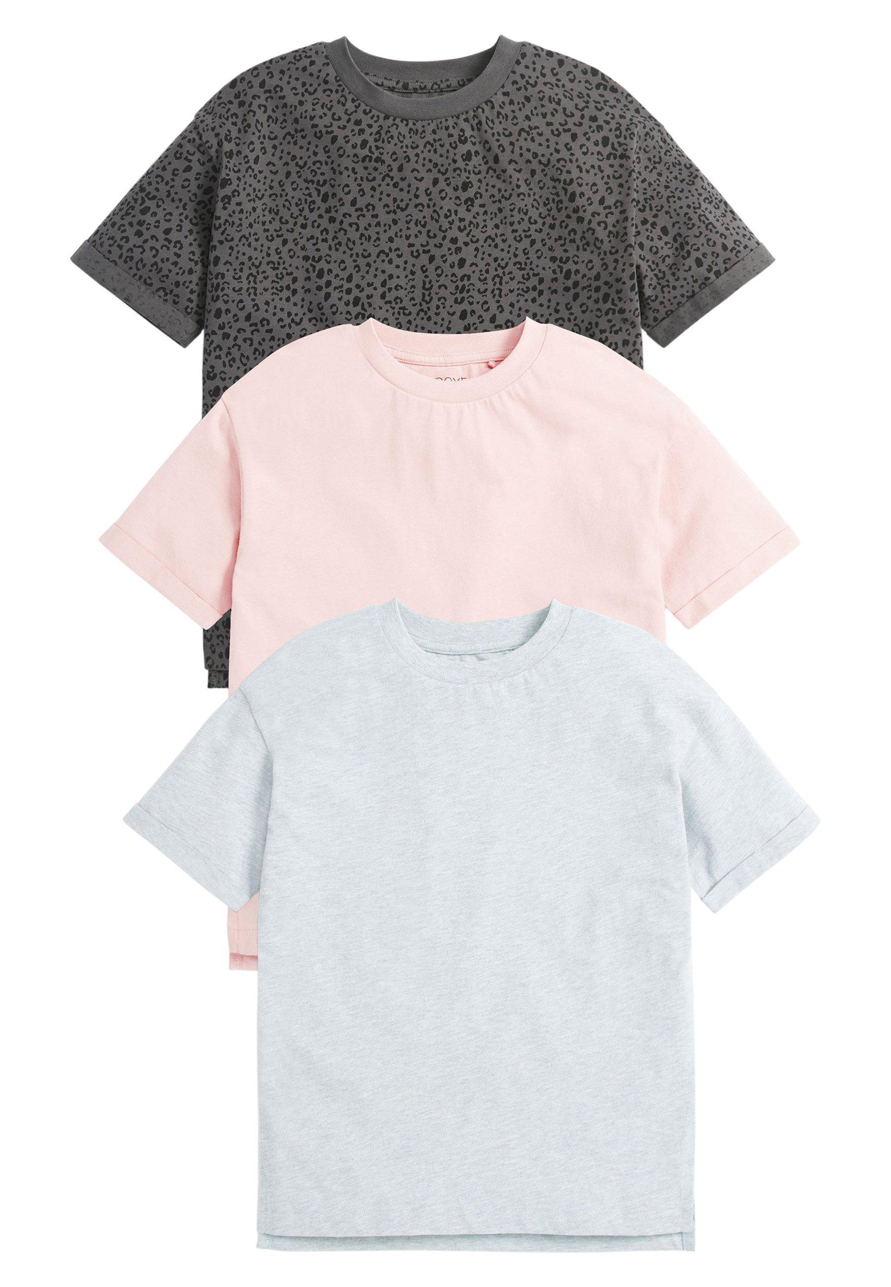 Kinder 3 PACK - T-Shirt basic