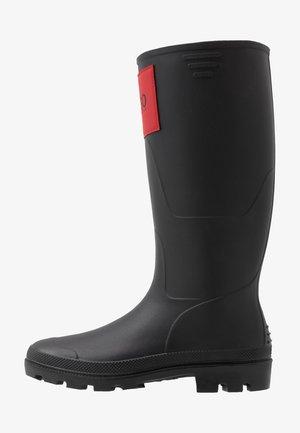 RAIN BOOT - Wellies - black