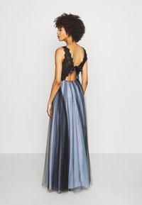 Mascara - Společenské šaty - black/blue - 2