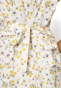 ALIGNE - DEBBIE - Denní šaty - white - 5