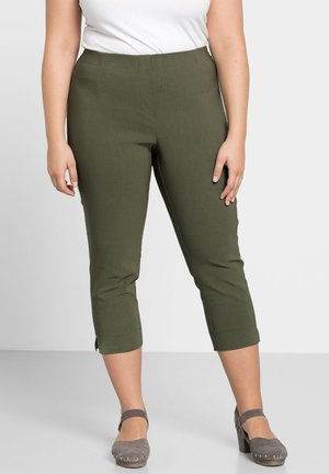 BENGALIN - Leggings - Trousers - dunkelkhaki