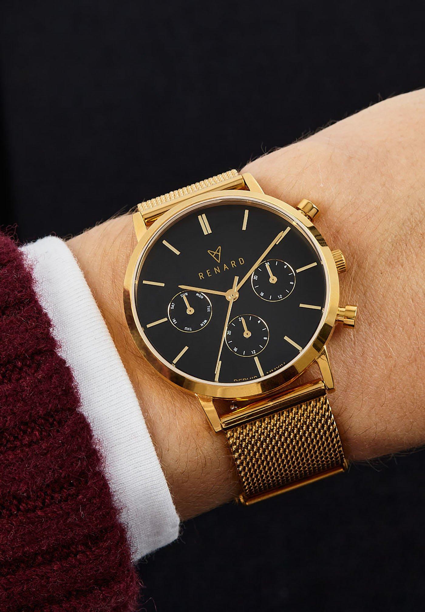 Women Chronograph watch