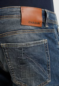 CHASIN' - EGO BLAIDD - Slim fit jeans - blue denim - 3