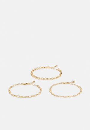 PCFAISE 3 ACK BRACELET  - Bracelet - gold