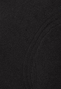 J.CREW - MOCKNECK SWEATER DRESS - Sukienka dzianinowa - black - 7