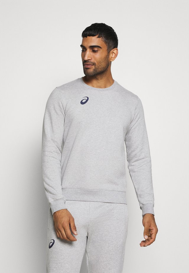 MAN SUIT - Tracksuit - heather grey
