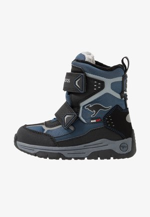 TROOPER RTX - Winter boots - dark navy/vapor grey