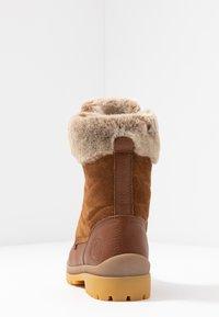 Panama Jack - TUSCANI - Lace-up ankle boots - bark - 5