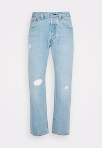 Levi's® - 501 '93 CROP - Džíny Straight Fit - med indigo
