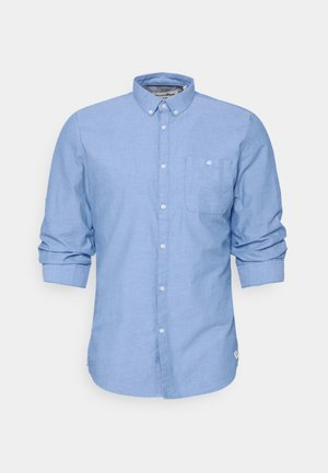 FIXED TURN UP - Camicia - light blue