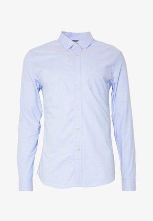 OXFORD TAPE - Camisa - blue