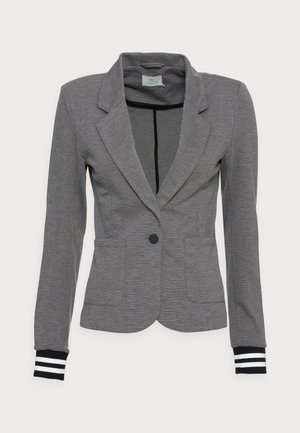 LEVA KINNIE - Blazer - grey black