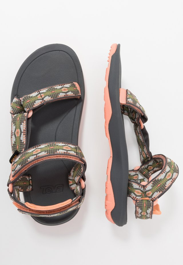 Outdoorsandalen - canyon/sea foam