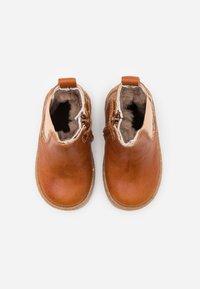 Bisgaard - TINKE - Kotníkové boty - cognac - 3
