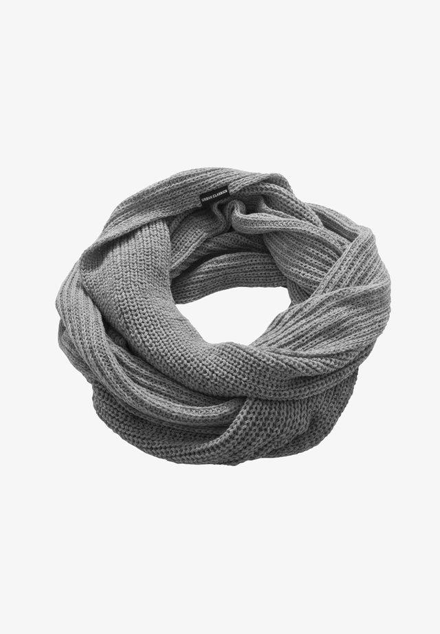Tubehalstørklæder - grey