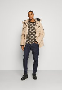 PARELLEX - GALACTIC TECH JACKET - Winterjas - sand - 1